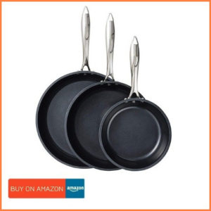 Kyocera Ceramic Coated Non-Stick Pan
