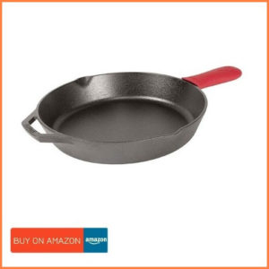 Lodge 12-inch Cast-Iron Pan