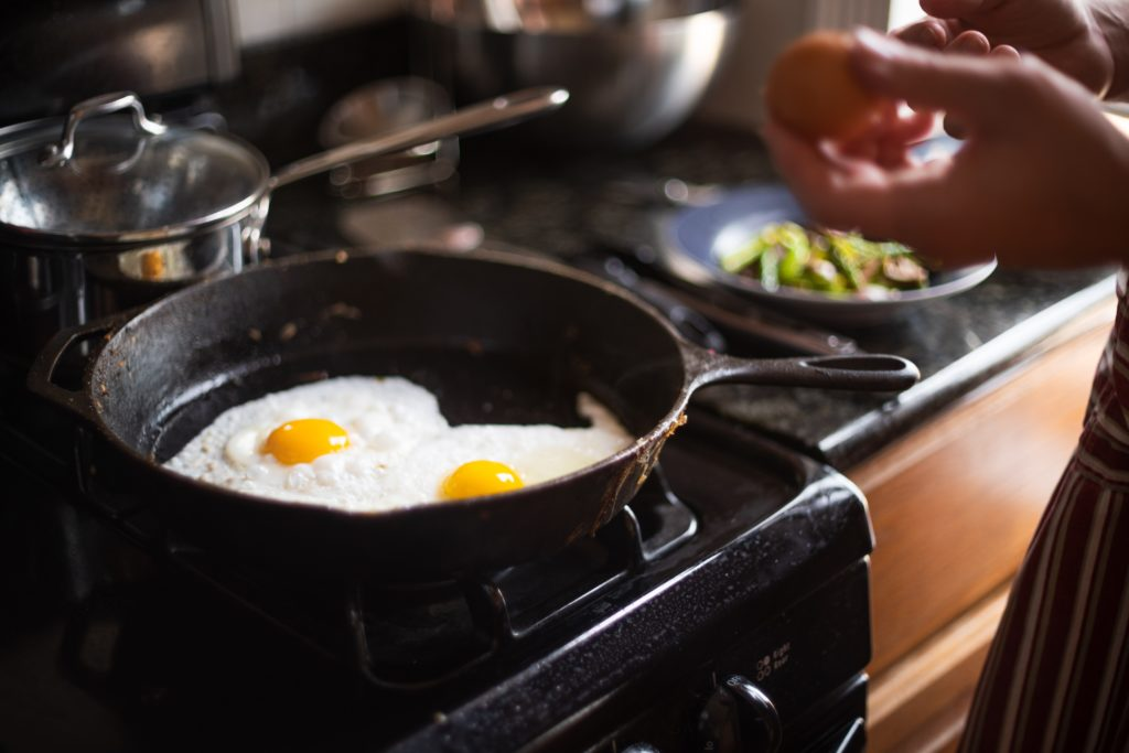 Best Non Stick Pan for eggs 2020