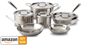 All clad cooking pot