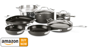 all clad non stick pot