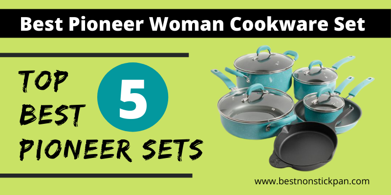 Best Pioneer Woman Cookware Set