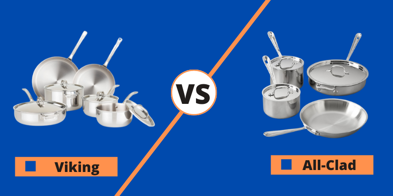 Viking Cookware Vs All-clad