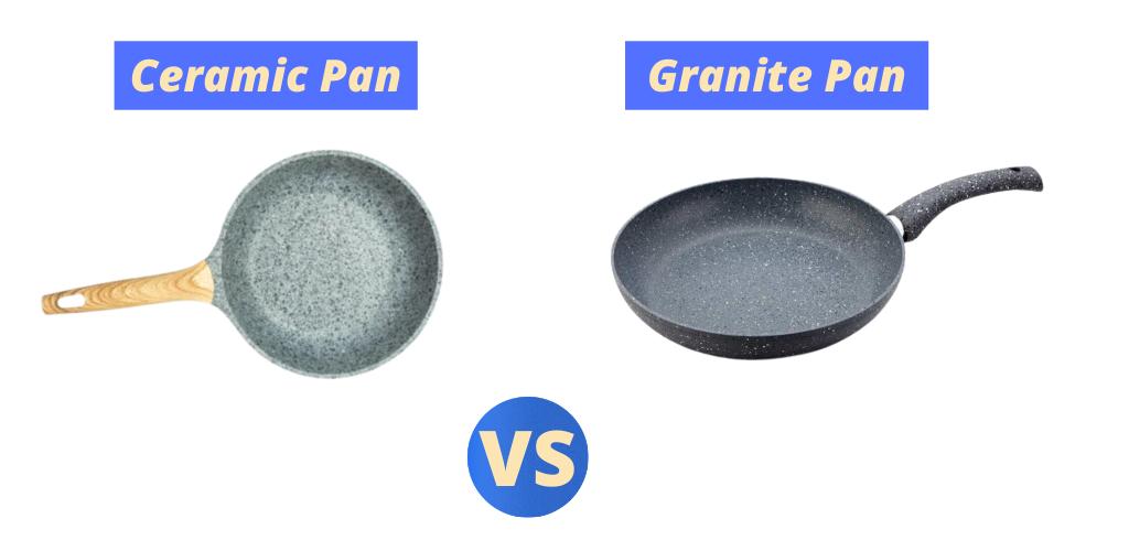 Granite Vs Ceramic Cookware