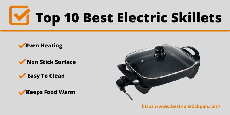 Best Electric Skillet