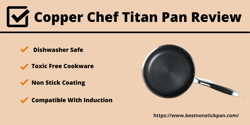 Copper Chef Titan Pan Reviews