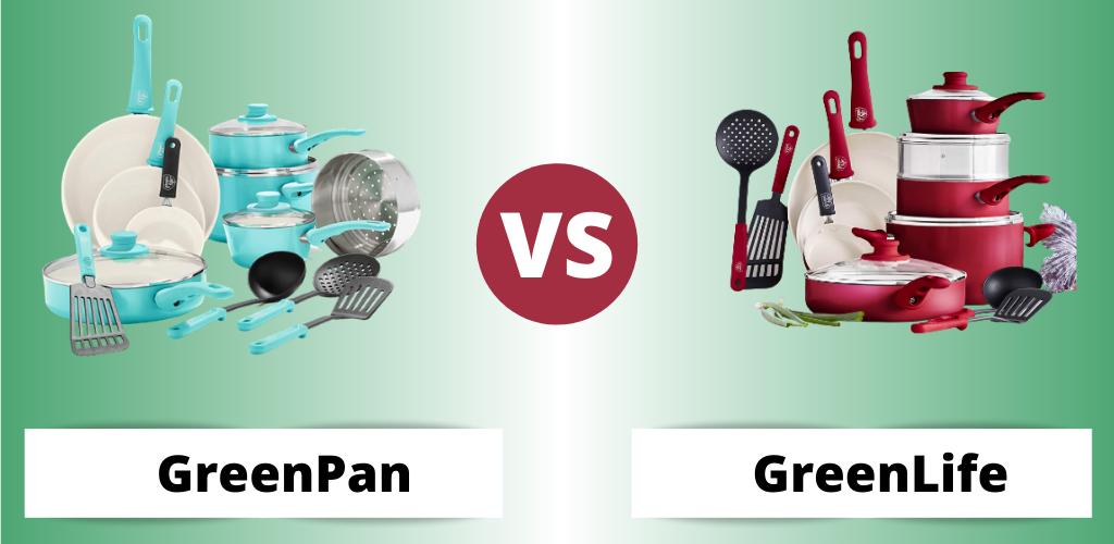 GreenLife Vs GreenPan Cookware