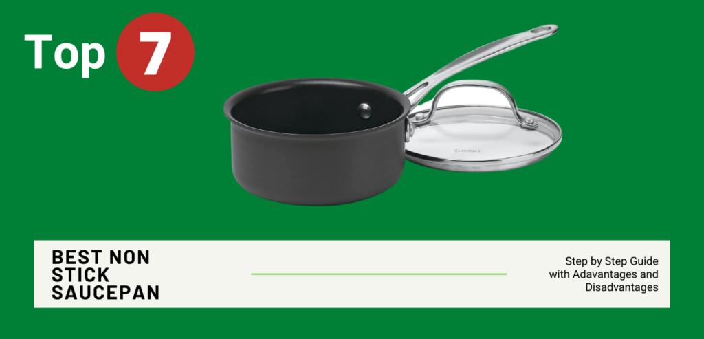 Best Non Stick Saucepan
