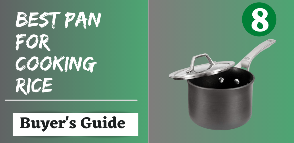 Best Pan for Cooking Rice