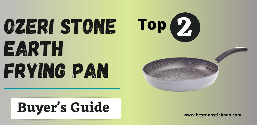 Ozeri Stone Earth Frying Pan