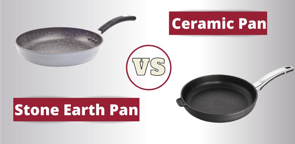 Ozeri Stone Earth vs. Ceramic Earth Pans