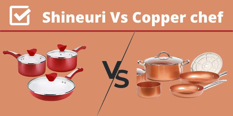 Shineuri Vs Copper chef